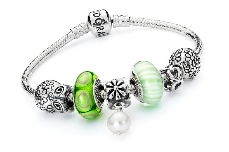 pandora bracelet may