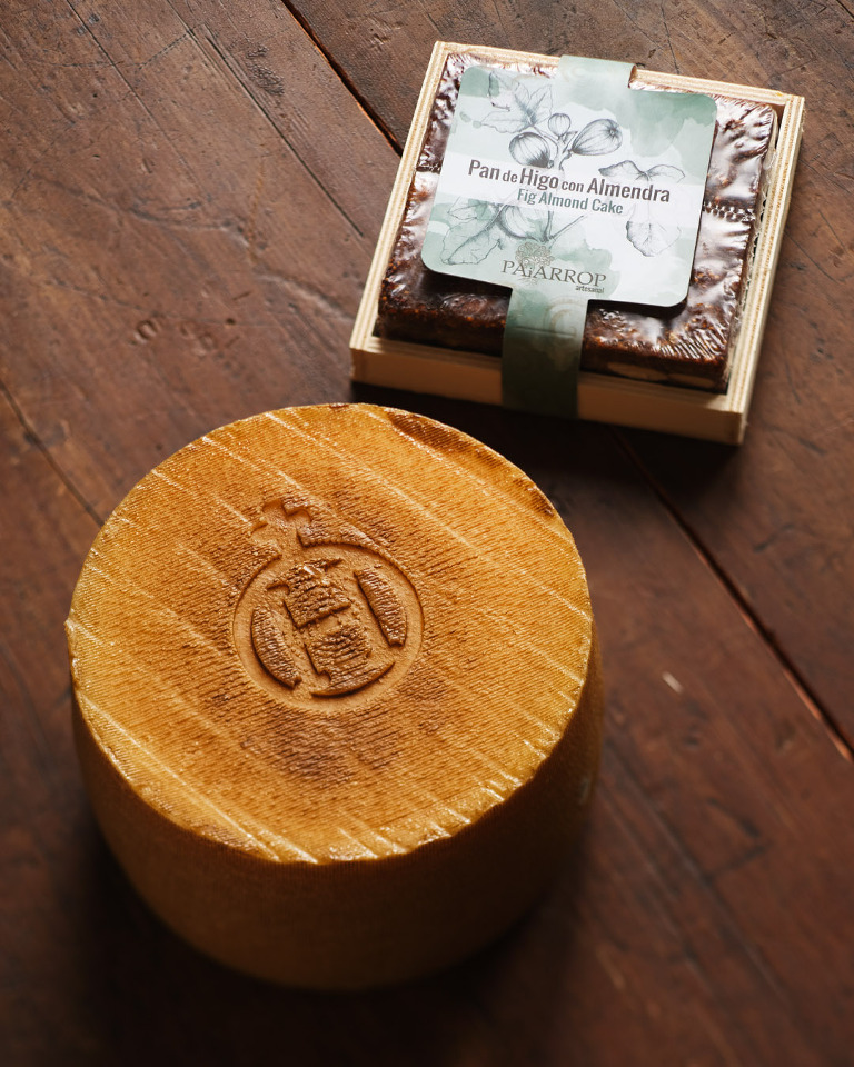 Spanish Ewes cheese by Yorkshire Food Photographer